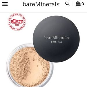 bareMinerals Original Foundation, Light. UNOPENED.